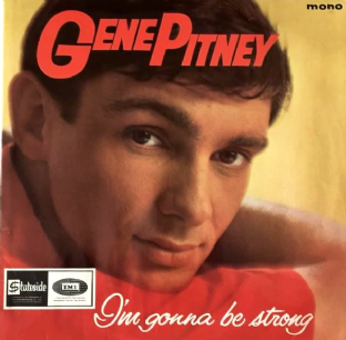 Gene Pitney - I'm Gonna Be Strong (LP) (G+/VG-)